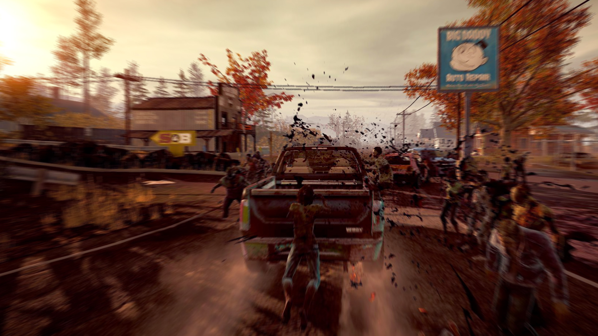 Скриншот к игре:State of Decay: Year One Survival Edition [Update 4] (2015) PC