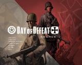 Counter-Strike: Source v1.0.0.71 + Day of Defeat Source v1.0.0.38 (2 в 1) + MapPack (No-Steam) (2012) PC