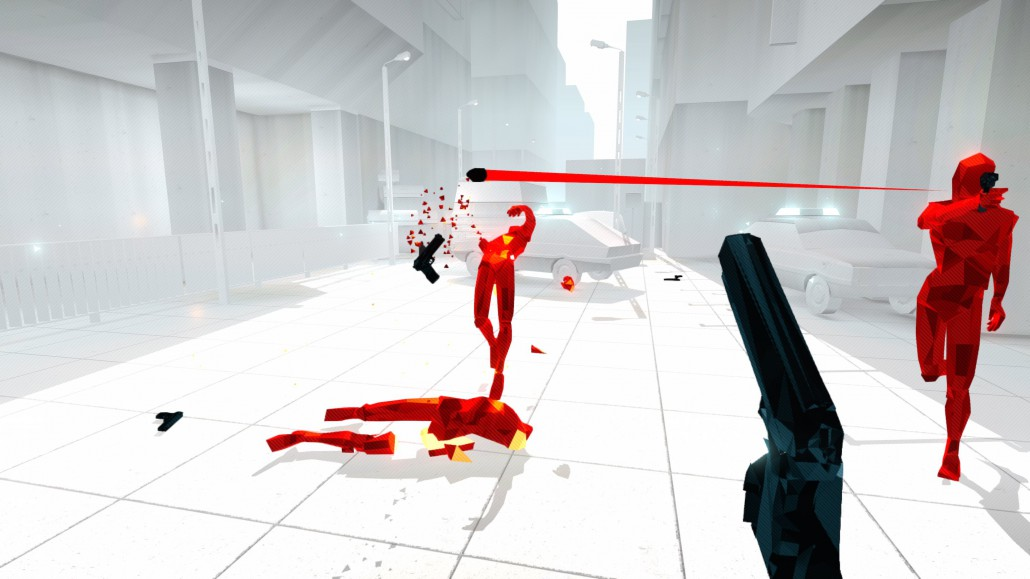 SUPERHOT (2016) PC - Скриншот 2
