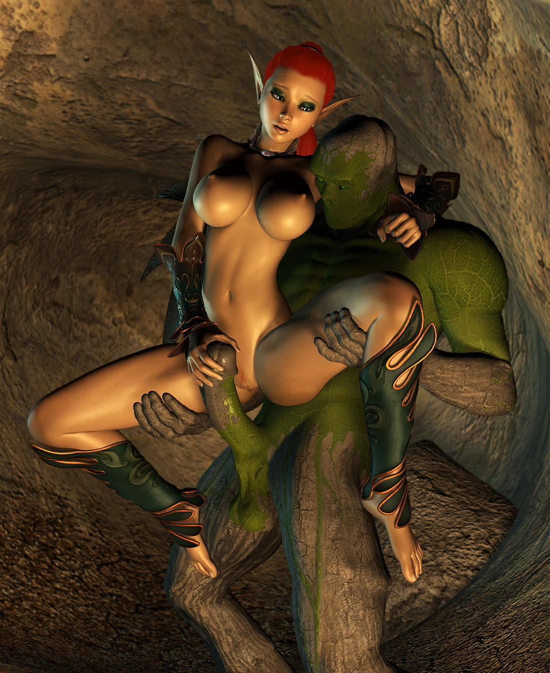 Hot elves fuck 3d fucks picture