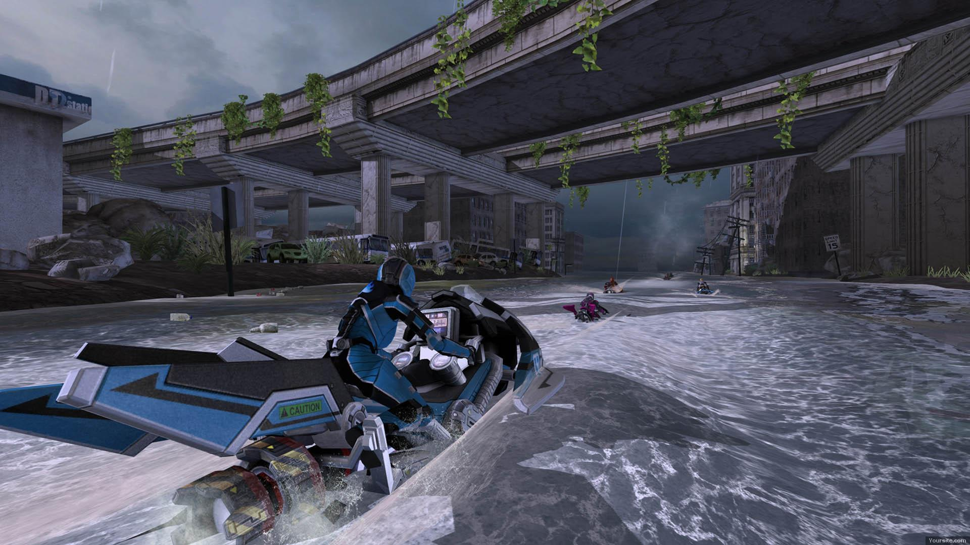 Riptide GP: Renegade (2016) PC - Скриншот 2