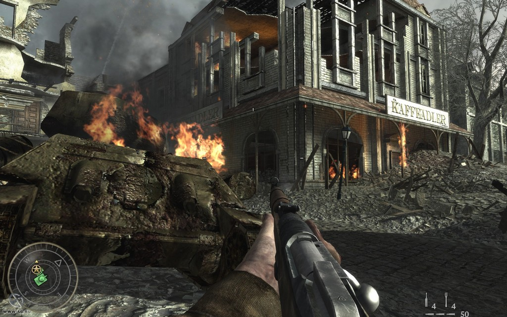 Call of Duty: World at War (2008) PC | Rip