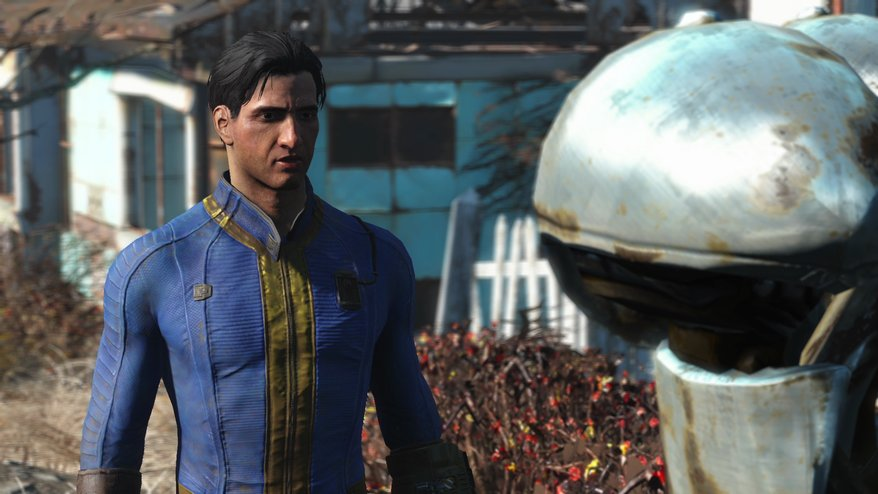 Fallout 4 [1.5.307.0.0/DLC] (2015) PC | Repack By =nemos= - Скриншот 1