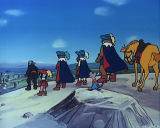 Дaртaньгaв и три псa-мушкeтeрa / Dogtanian and the Three Muskehounds [1-26 сeрии из 26] (1981) DVDRip oт Youtracker
