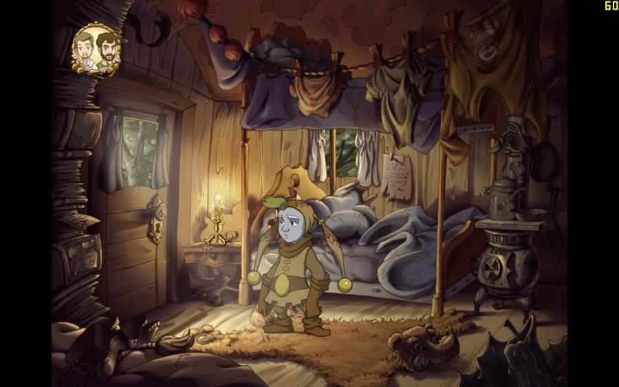 The Whispered World: Special Edition [v.3.2.0418] (2014) PC | Steam-Rip by Let'sРlay - Скриншот 3