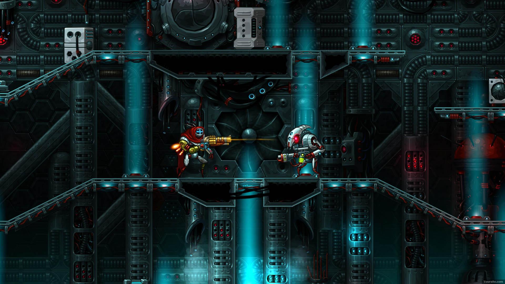 SteamWorld Heist (2016) PC | RePack - Скриншот 1