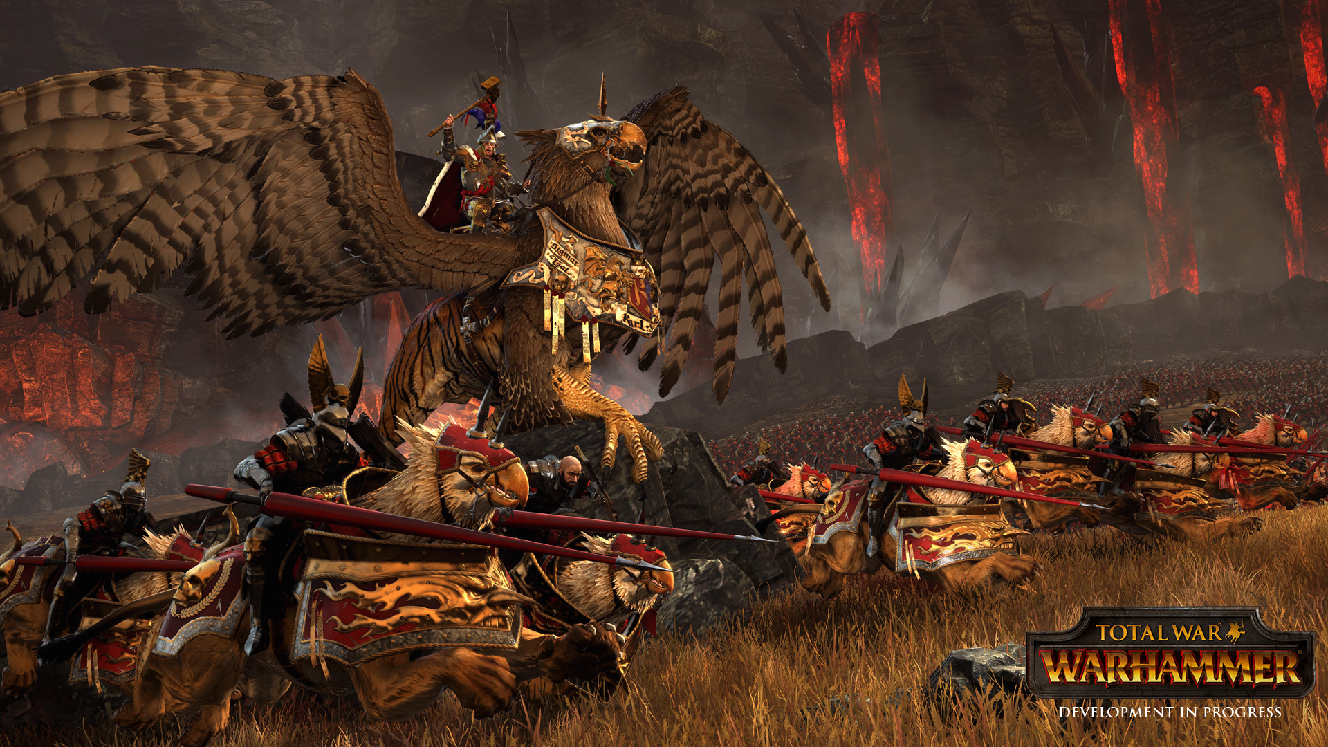 Total War: Warhammer [Update 2 + 3 DLC] (2016) PC | RePack от NemreT - Скриншот 3