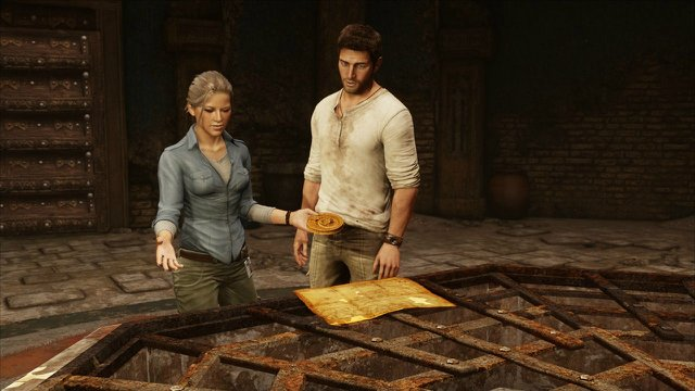 Uncharted 3: Drake's Deception (PAL) [RUSSOUND/3.55 FIX] - Скриншот 1