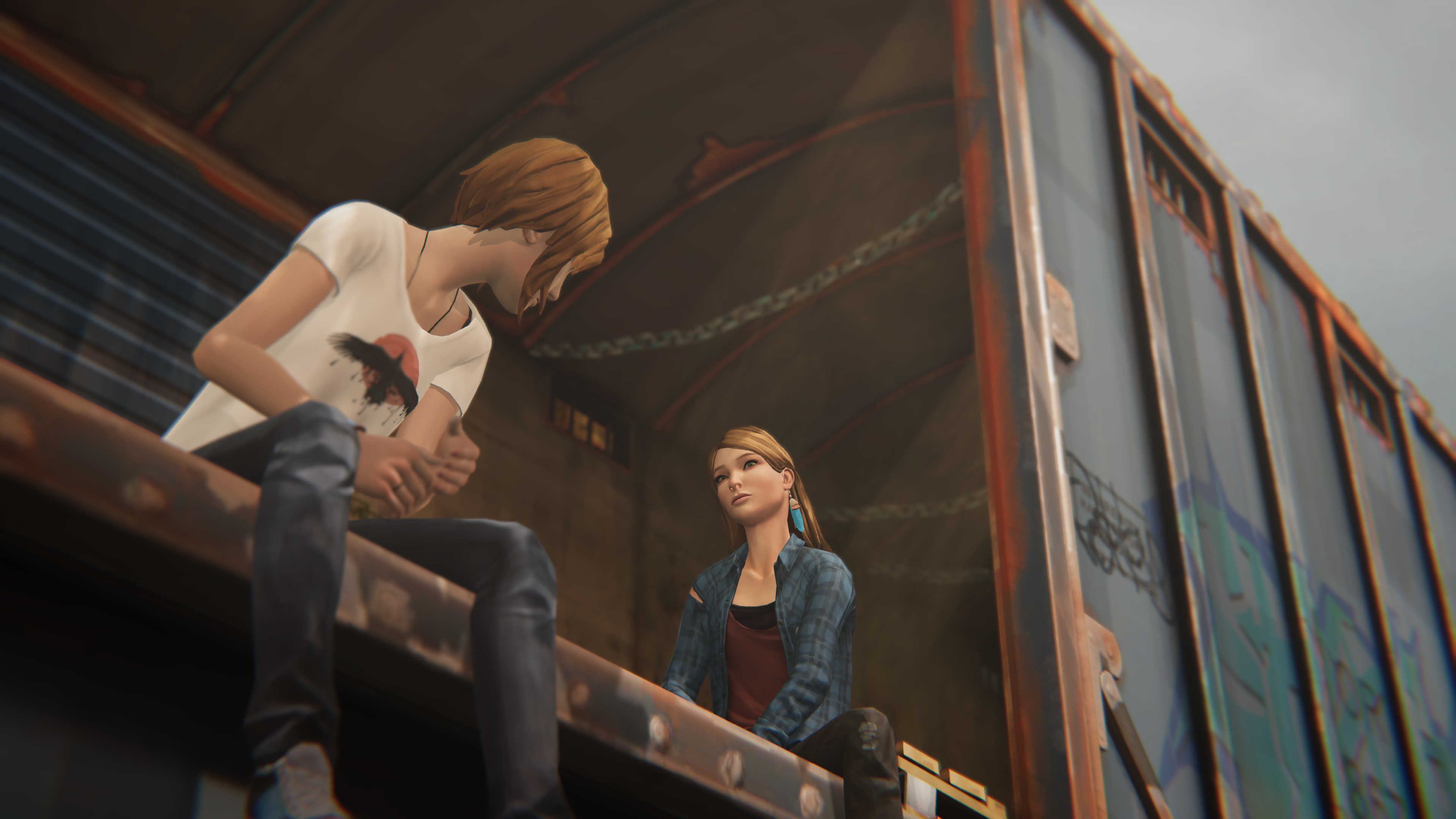 Life is Strange: Before the Storm. Episode 1-2 (2017) PC | RePack by R.G. Catalyst - Скриншот 3