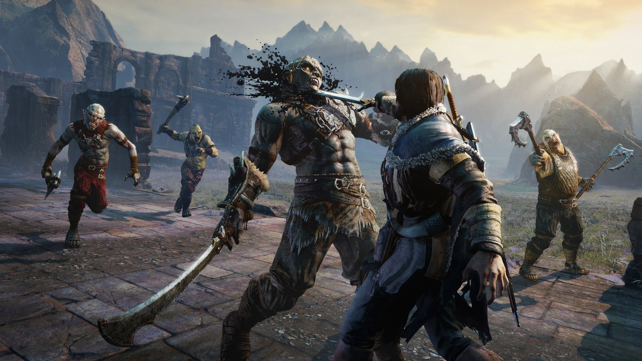 Middle Earth: Shadow of Mordor [Update 7] [RePack] [2014|Rus|Eng] - Скриншот 3