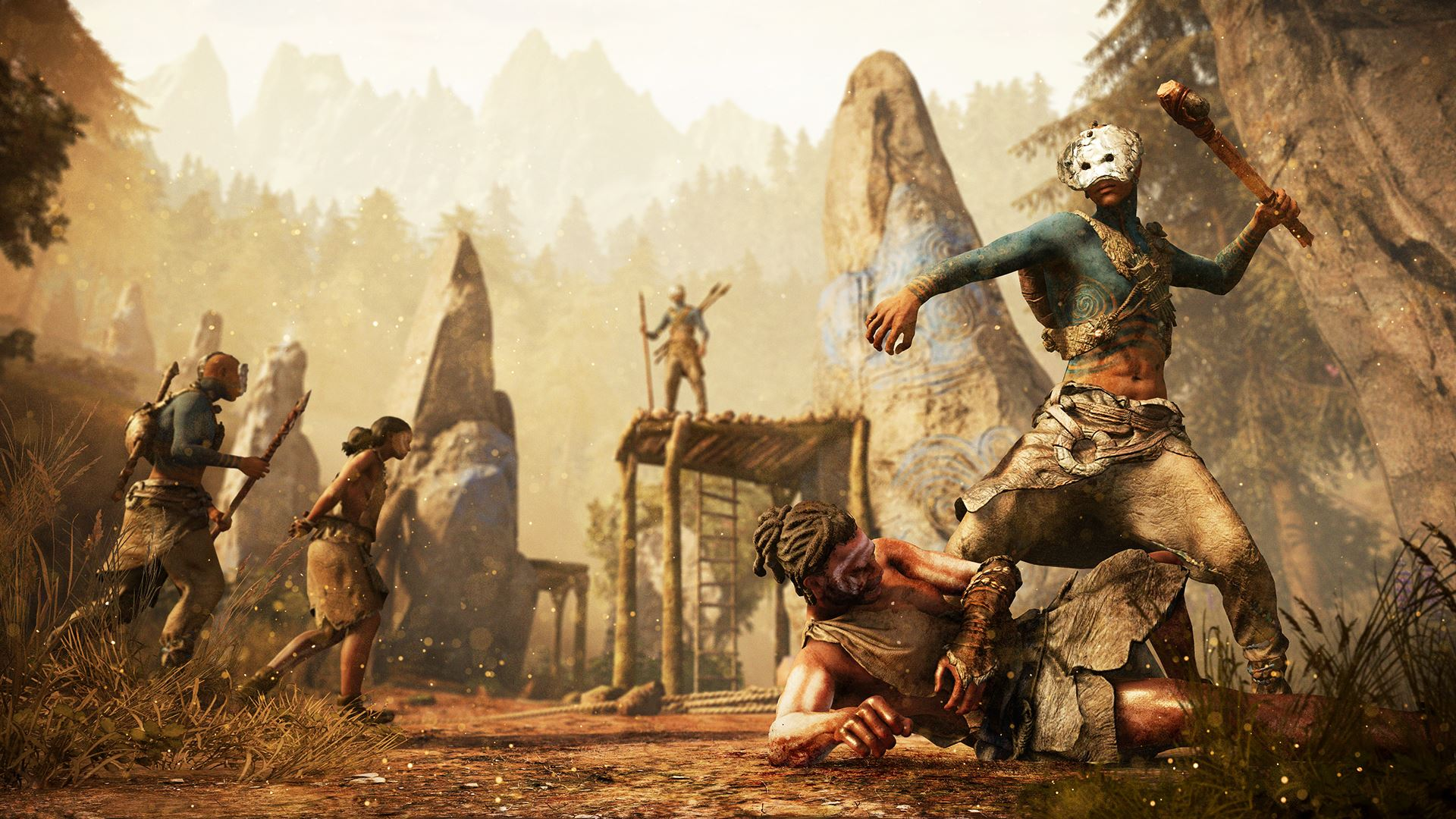Far Cry Primal: Apex Edition [v 1.3.3 + DLC] (2016) PC - Скриншот 2