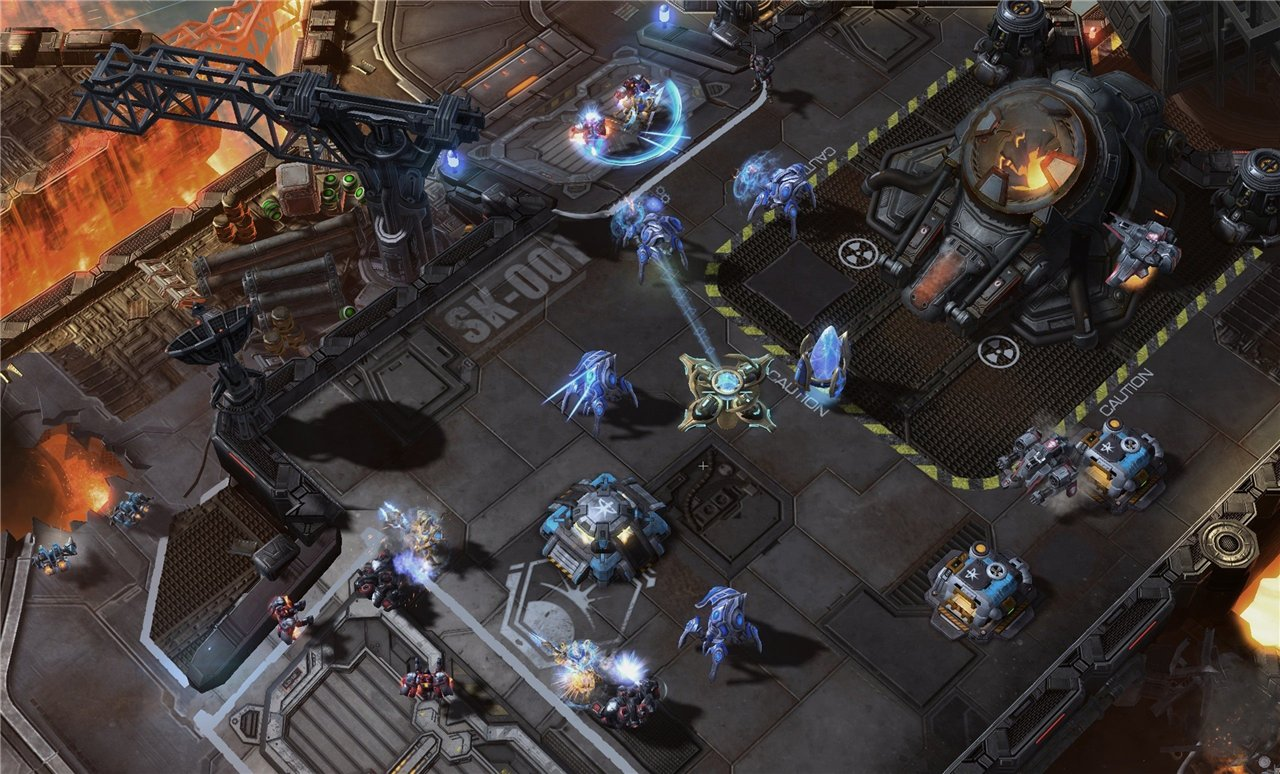 StarCraft 2: Legacy of the Void (2015) PC | Лицензия - Скриншот 1