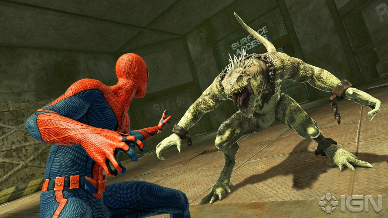 The Amazing Spider-Man [Лицензия] PC 2012
