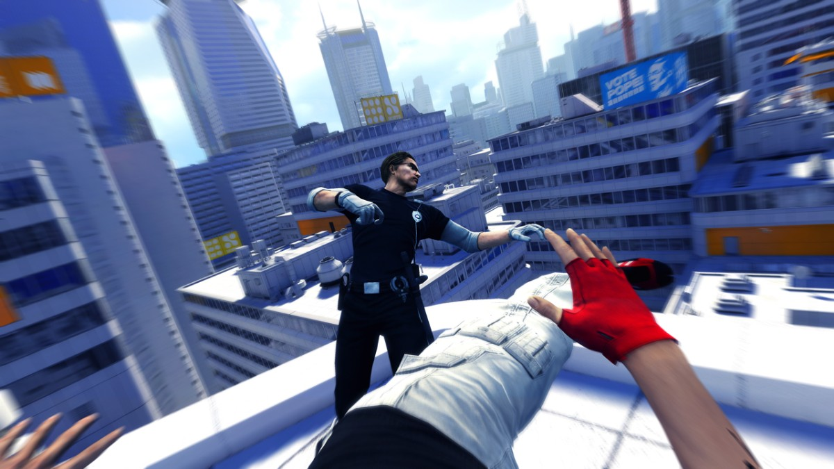 Скриншот к Mirror's Edge (2009) (Electronic Arts ) (RUS) [RePack] от UltraISO