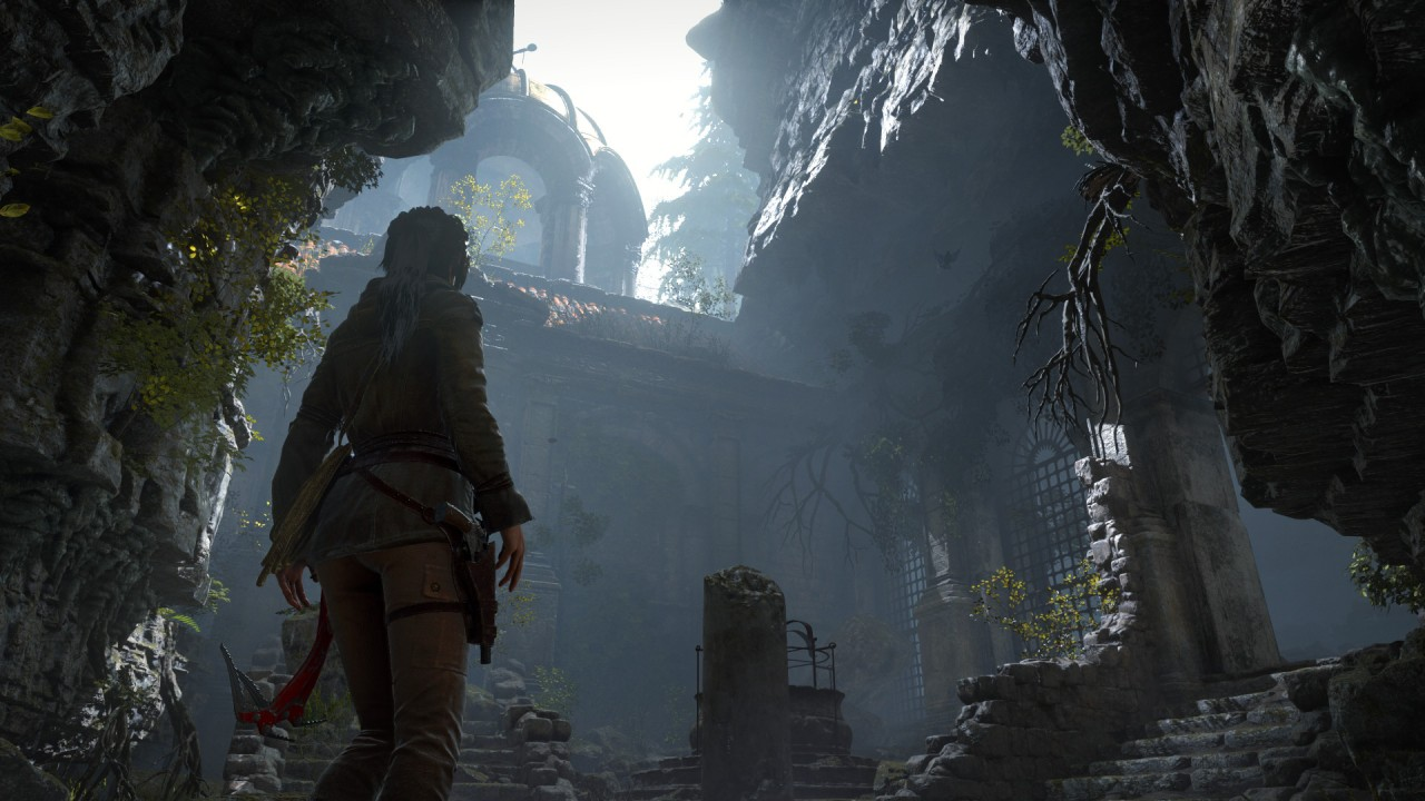 [Предзагрузка] Rise of the Tomb Raider: Digital Deluxe Edition (2016) PC - Скриншот 2