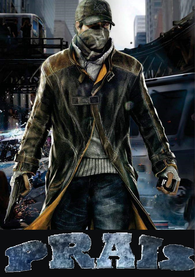 Трейлер Watch Dogs ( Версия от PRAIS) Для BESTGAMER.NET