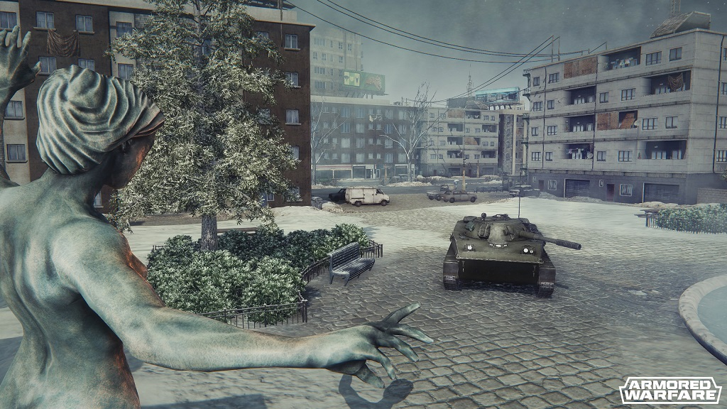 Armored Warfare: Проект Армата [0.16.2344] (2015) PC | Online-only - Скриншот 2