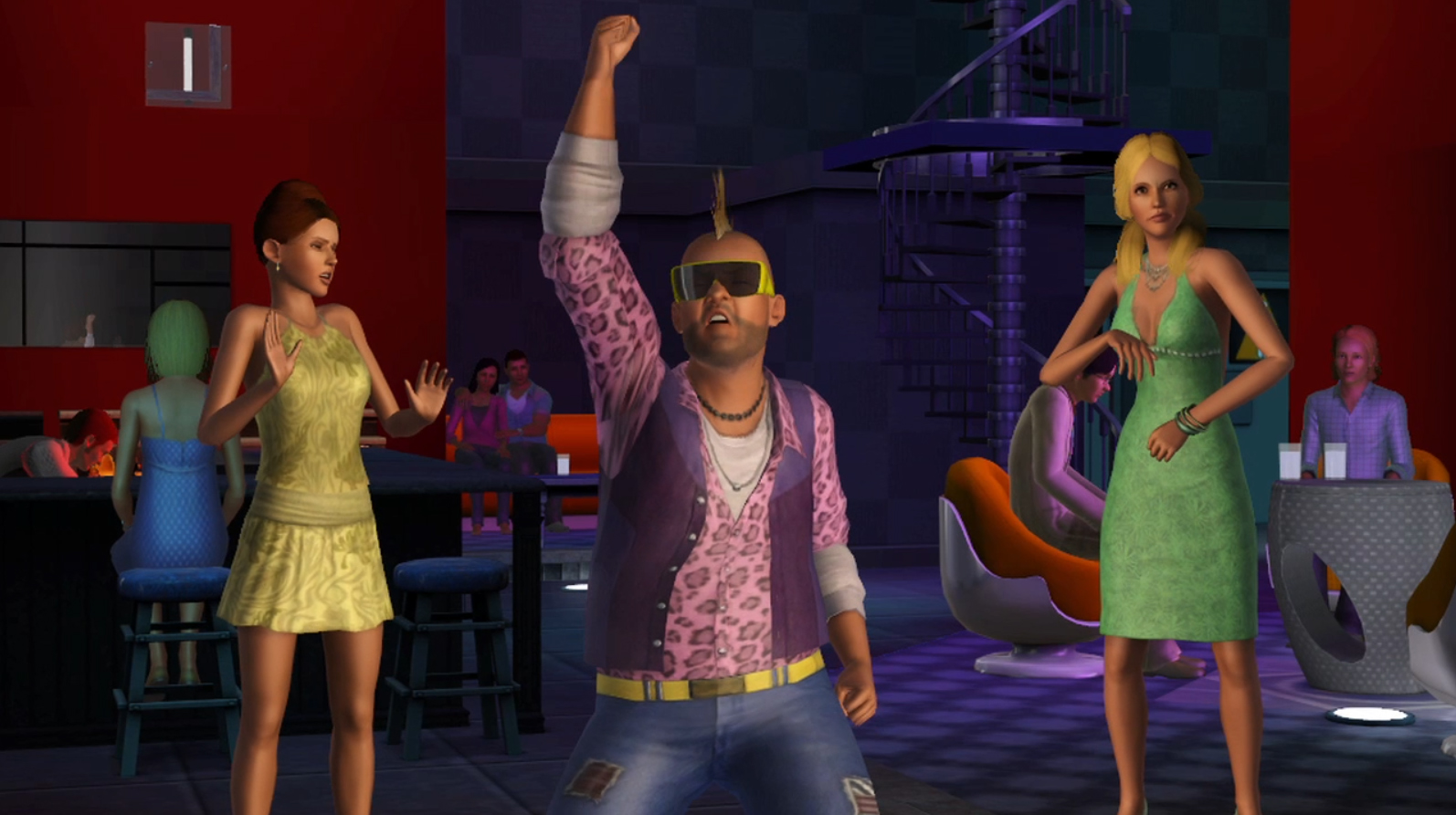 The Sims 3: Into The Future (2013/PC/Rus|Multi4) от FAIRLIGHT - Скриншот 2
