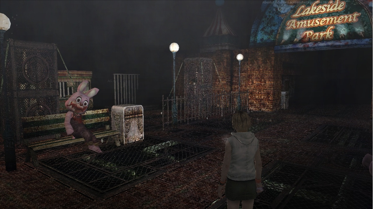 Silent Hill HD Collection (2012) XBOX360 - Скриншот 1