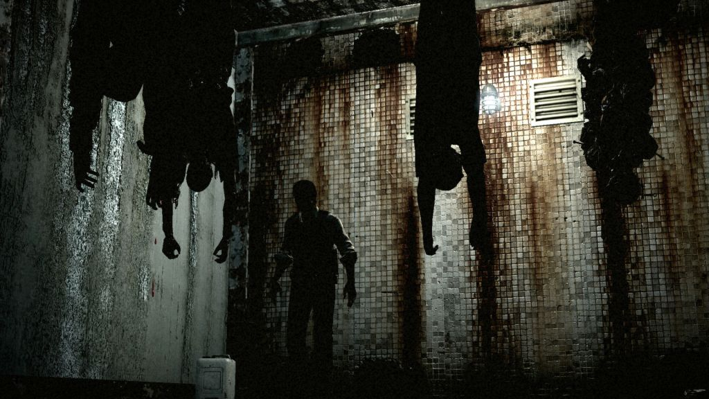 The Evil Within [v. 1.05 + DLCs] (2014/PC/SteamRip/Rus) от Let'sPlay - Скриншот 1