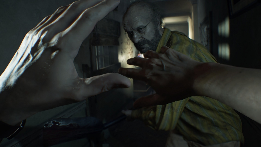 Resident Evil 7: Biohazard (2017) PC | Steam-Rip by R.G. GameWorks - Скриншот 1