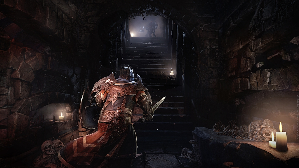 Скриншот Lords of the Fallen №2