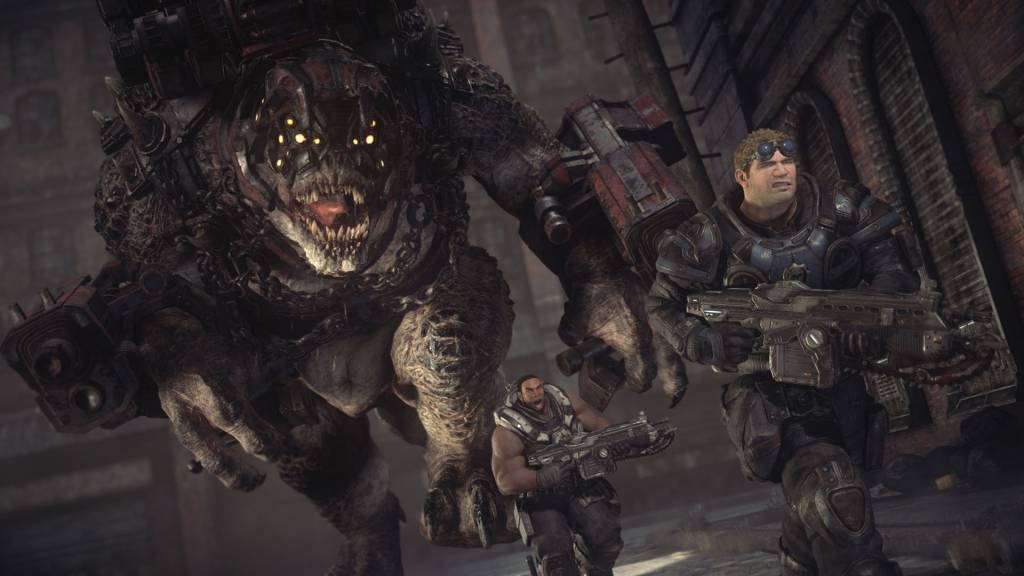 Gears of War: Ultimate Edition (2016) PC - Скриншот 2