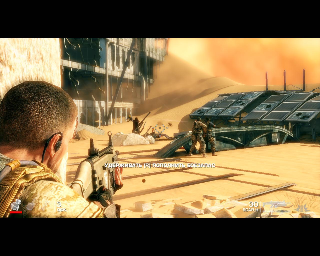 Spec Ops: The Line + 2 DLC (PC/Rip/RePack/RUSSOUND) 2012