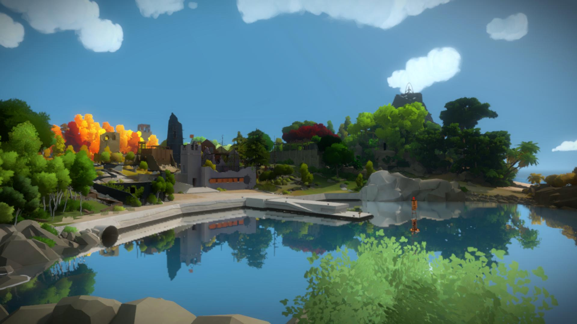 The Witness (2016) PC | RePack от xatab - Скриншот 1