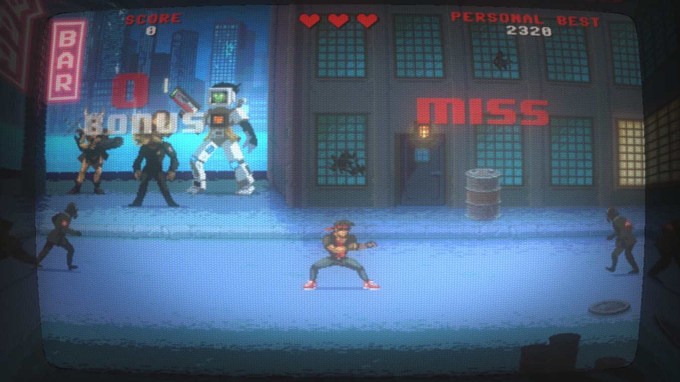 Kung Fury: Street Rage (Hello There AB) (ENG) [L]