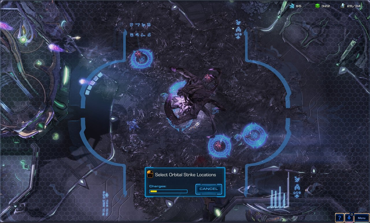 StarCraft 2: Legacy of the Void (2015) PC | Лицензия - Скриншот 3