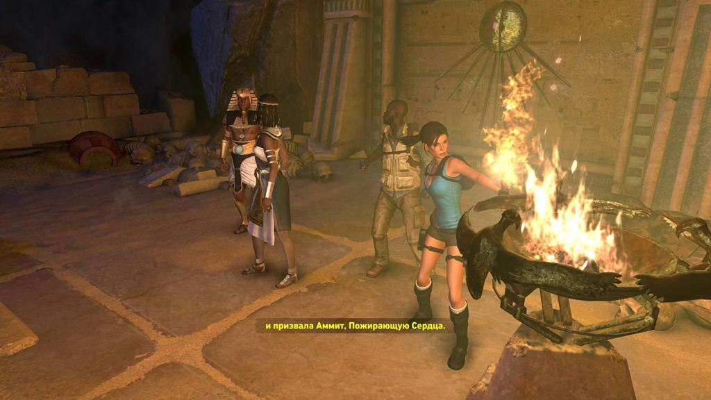 Lara Croft and the Temple of Osiris (2014) PC | RePack от R.G. Механики - Скриншот 2