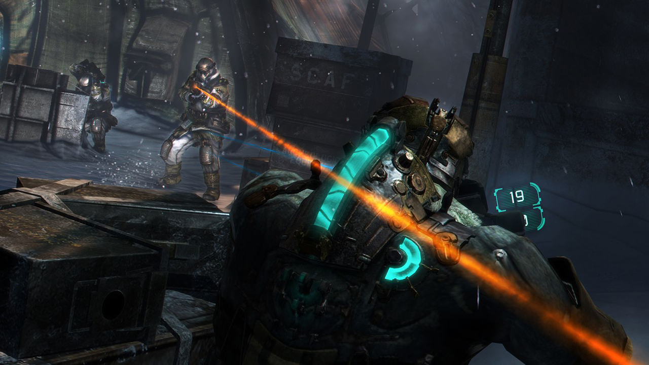 Dead Space 3: Limited Edition (2013) PC | RePack by qoob - Скриншот 1