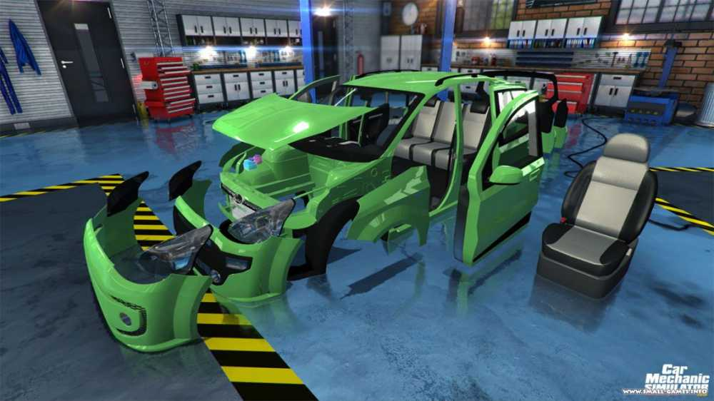 Скриншот Car Mechanic Simulator 2015 (Лицензия)