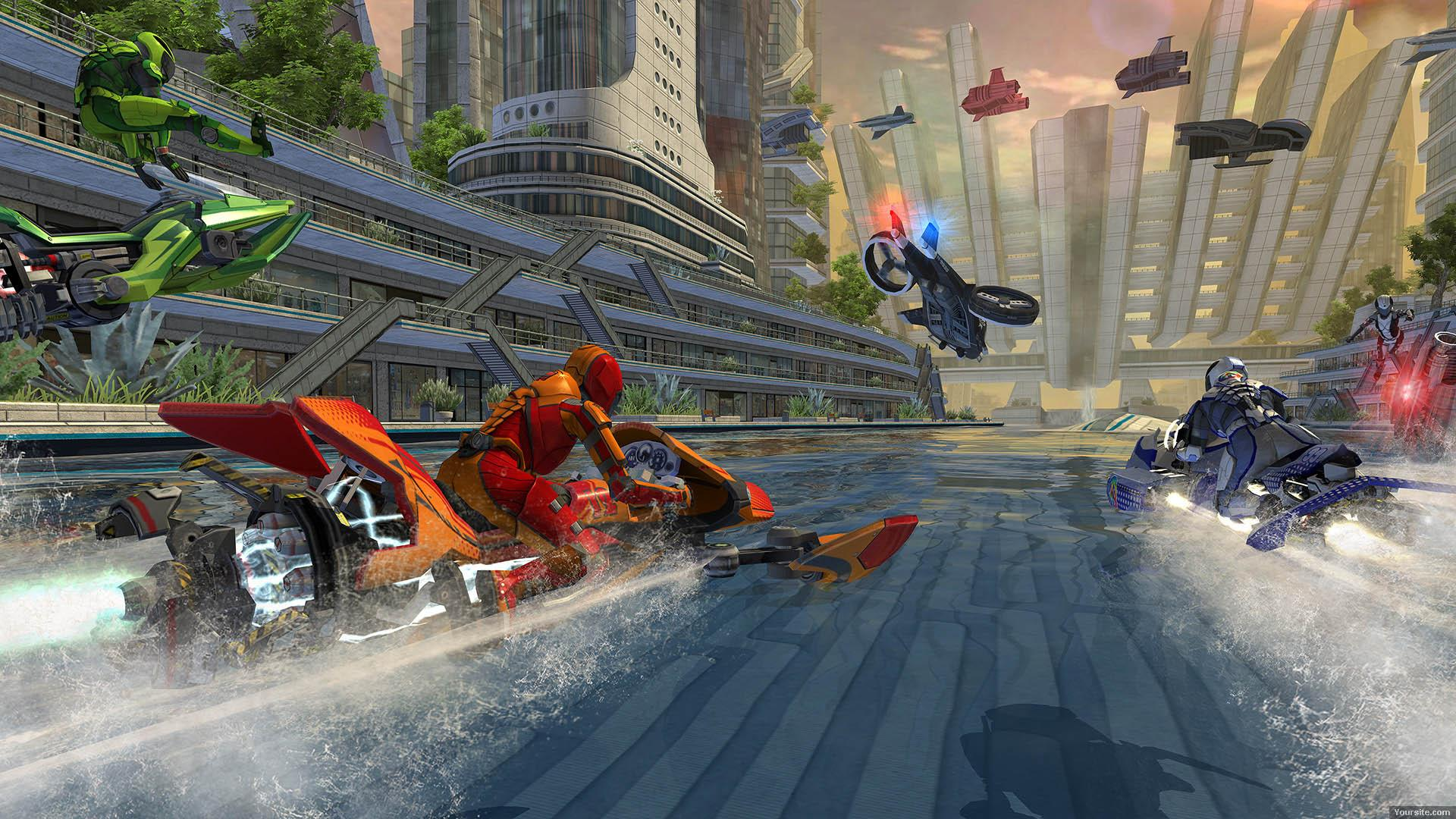 Riptide GP: Renegade (2016) PC - Скриншот 3