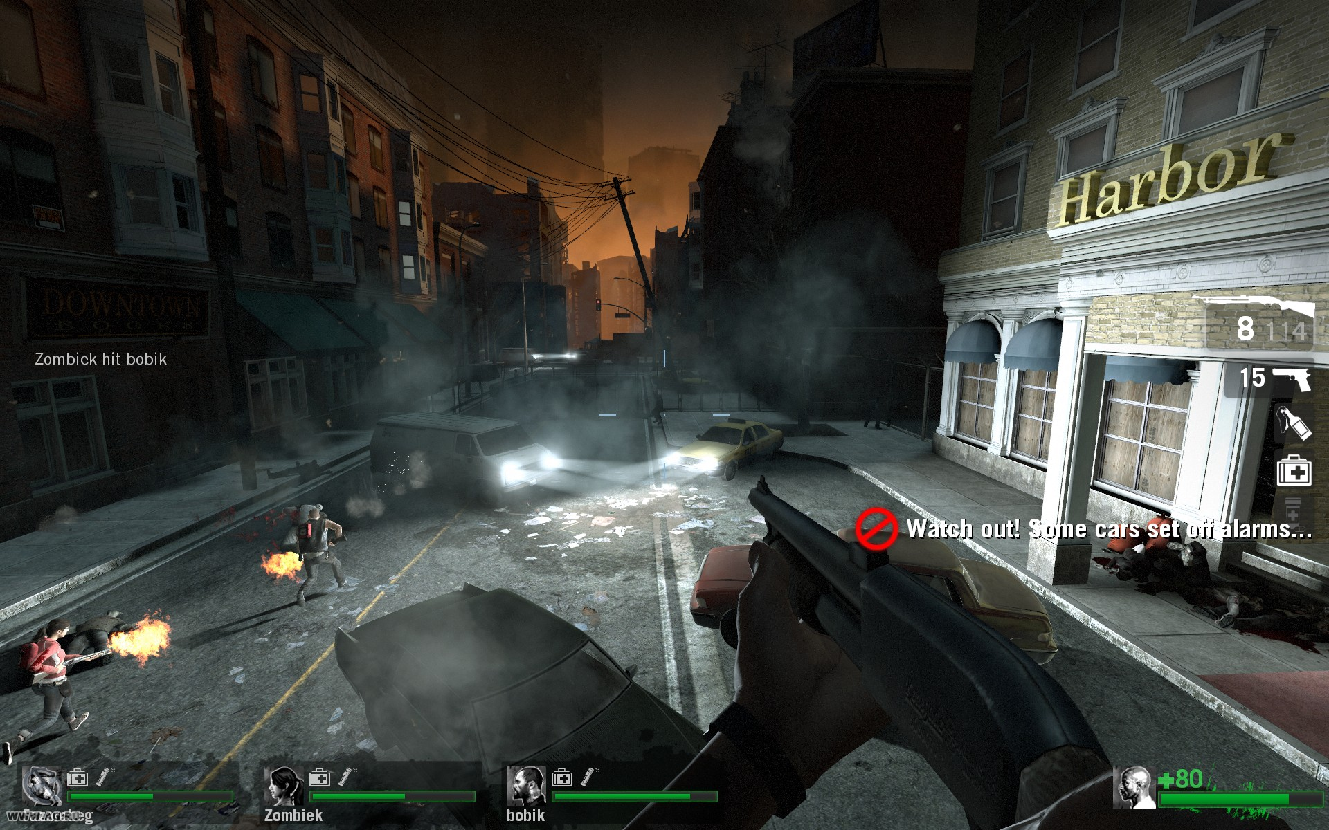 Left 4 Dead [v1.0.3.0] (2008) PC | RePack - Скриншот 1