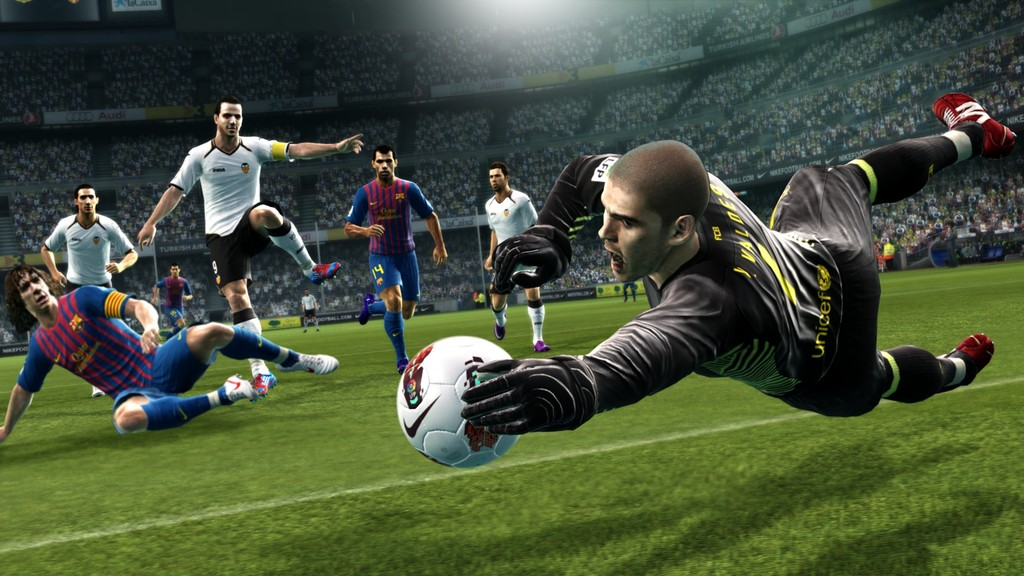 Pro Evolution Soccer 2013 (2012/PC/RePack/Rus) R.G. Games