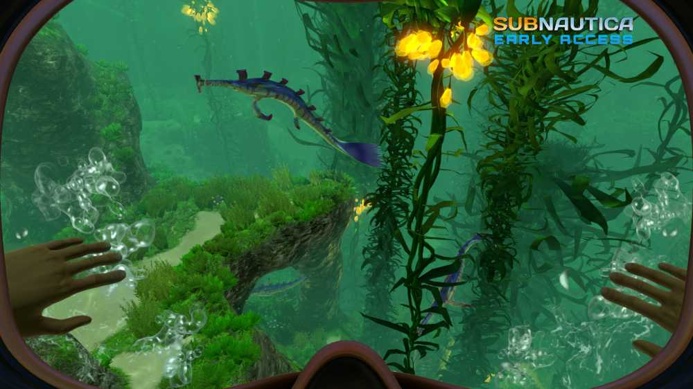 Subnautica (2018) PC | RePack by R.G. Механики - Скриншот 1