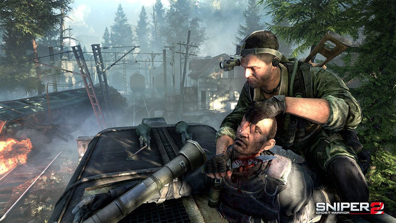 Sniper: Ghost Warrior 2 [v 1.09] (2013) РС | Repack - Скриншот 1