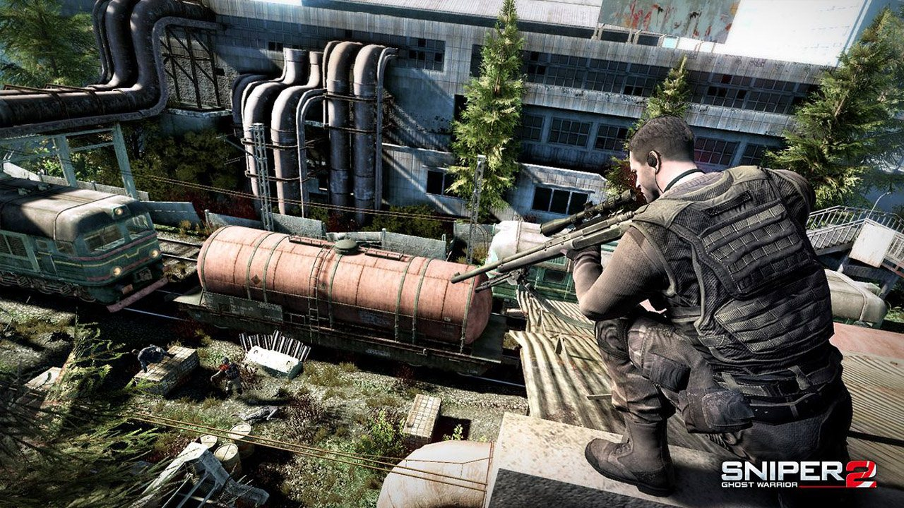Sniper: Ghost Warrior 2 [v 1.09] (2013) РС | Repack - Скриншот 2