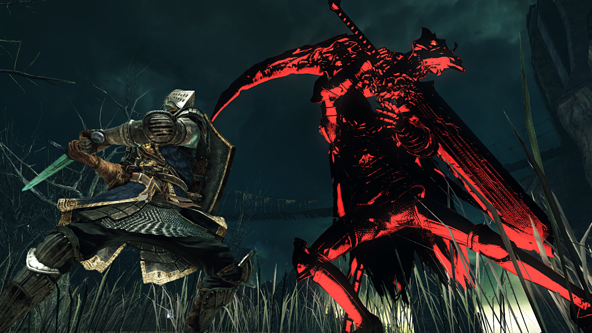 Dark Souls 2: Scholar of the First Sin [v 1.02 r 2.02] (2015) PC | RePack От Valdeni - Скриншот 3