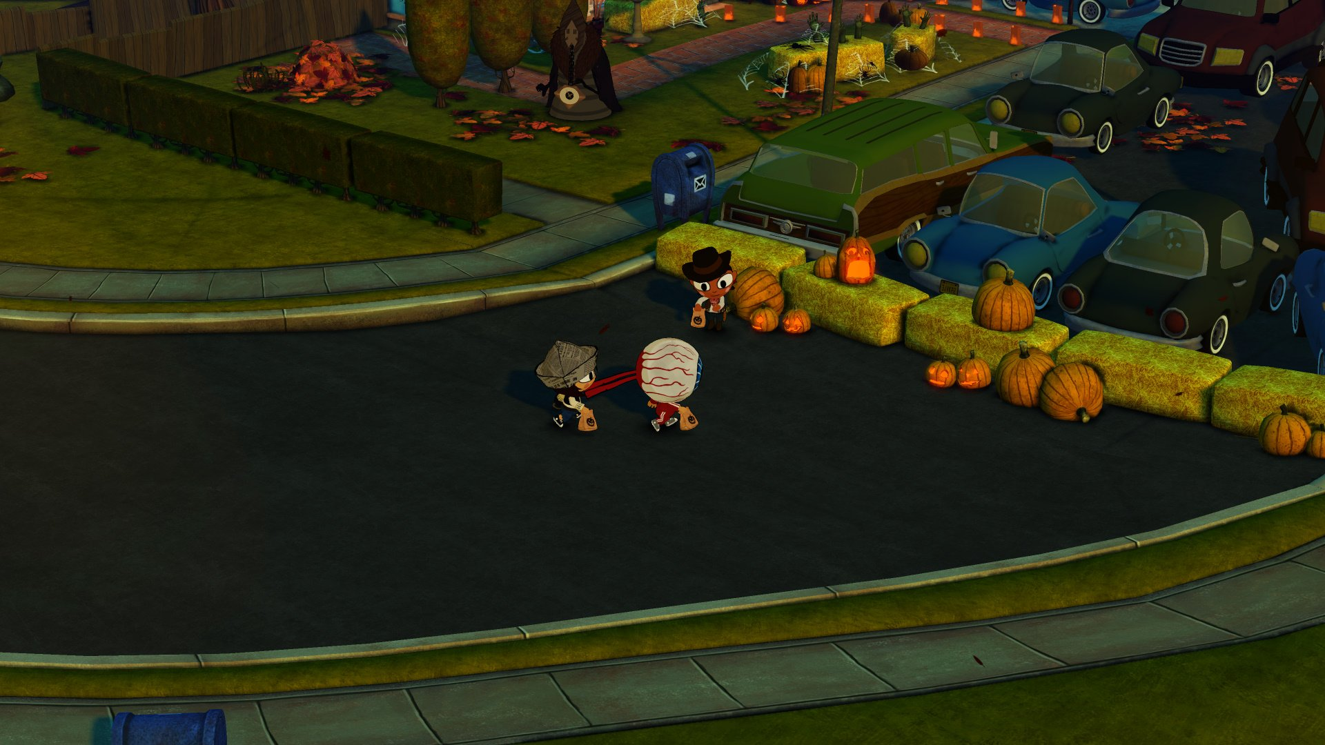 Costume Quest 2 (2014) PC - Скриншот 2