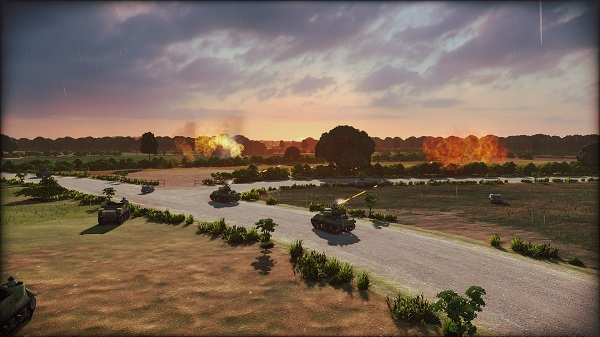 Steel Division: Normandy 44 (2017) PC - Скриншот 2