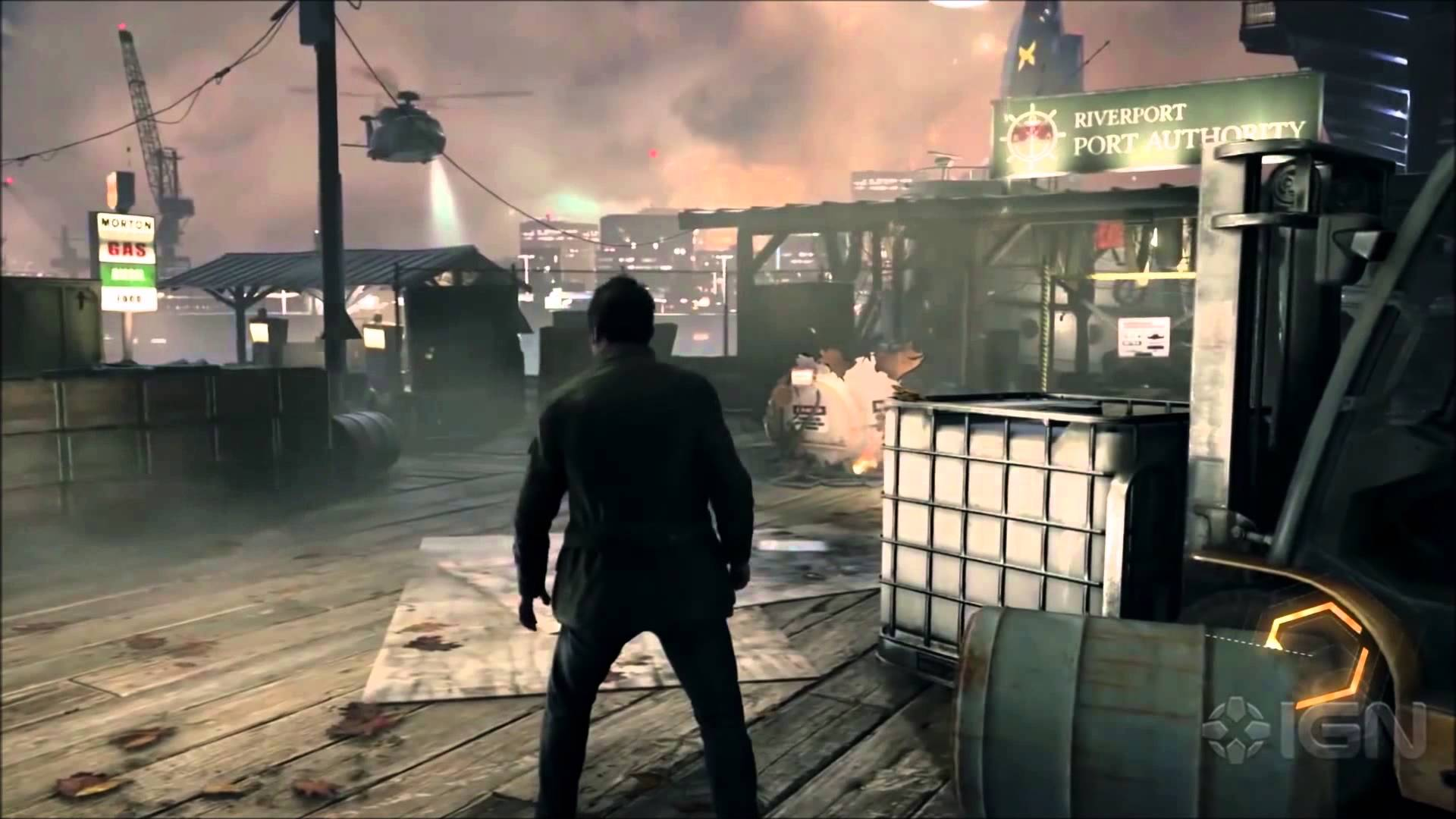 Quantum Break [ v.2.2.0.0] (2016) PC | RePack от SEYTER - Скриншот 3