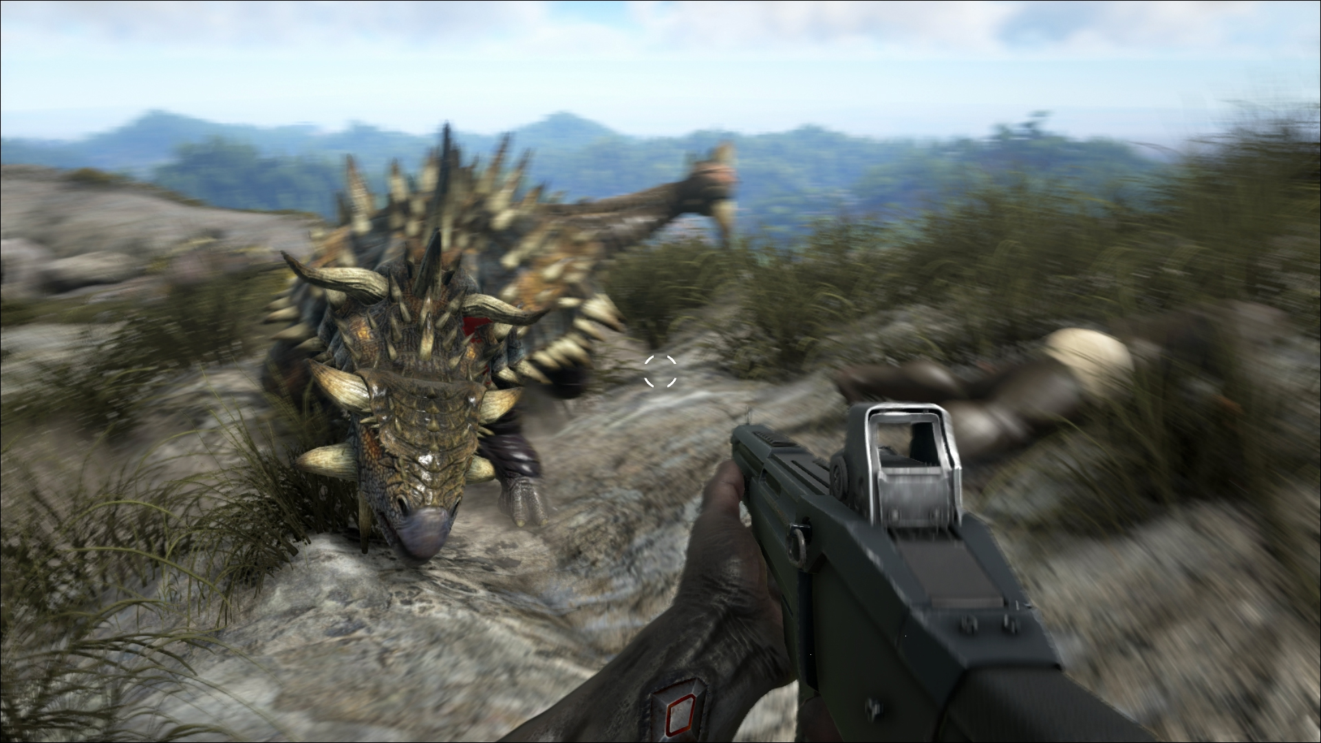 ARK: Survival Evolved (2015) [ENG / Early Access Steam] PC | RePack by MAXAGENT - Скриншот 2