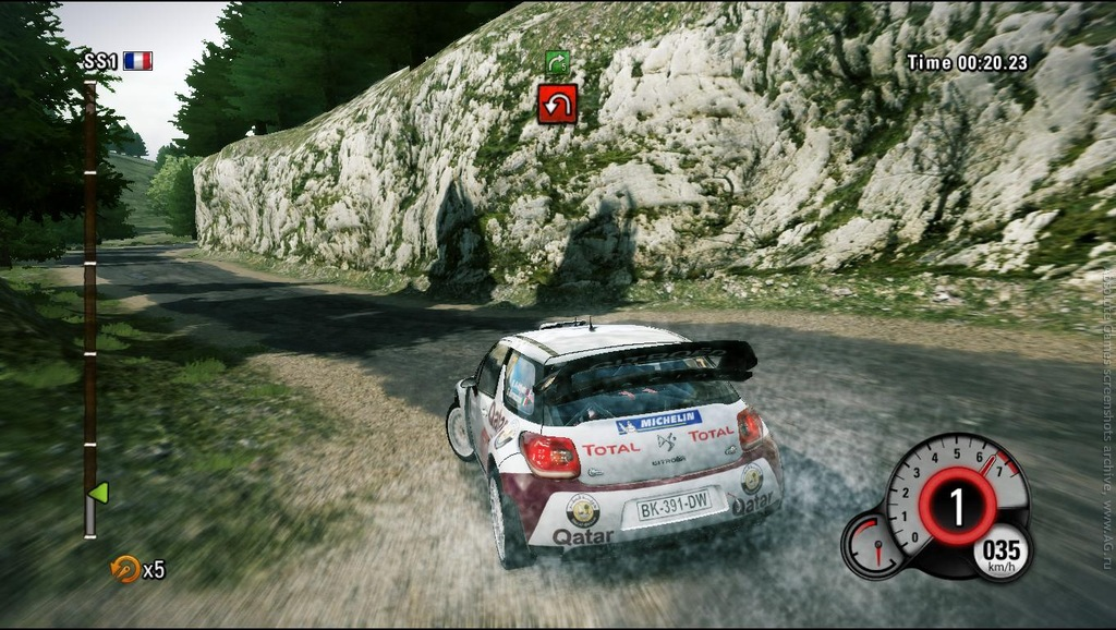 WRC 3 - FIA World Rally Championship (2012/Eng) Лицензия