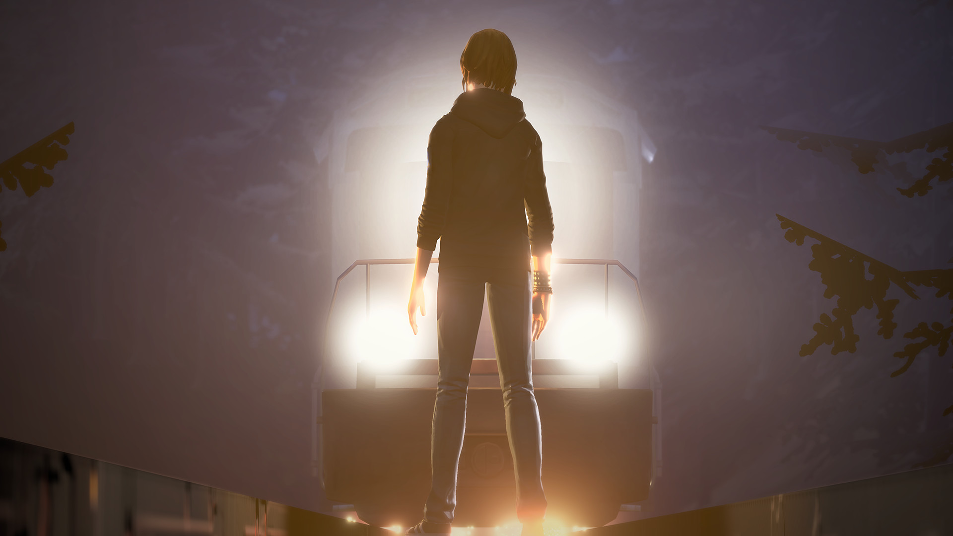 Life is Strange: Before the Storm. Episode 1-2 (2017) PC   RePack by R.G. Catalyst - Скриншот 1