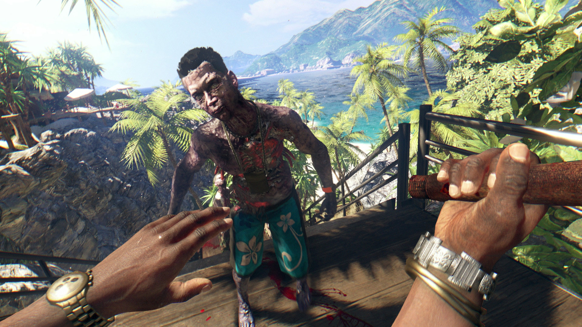 Dead Island - Definitive Collection (2016) PC | Steam-Rip R.G. GameWorks - Скриншот 1