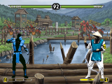 M.U.G.E.N Mortal Kombat Ultimate HD Arcade/Fighting (2011)