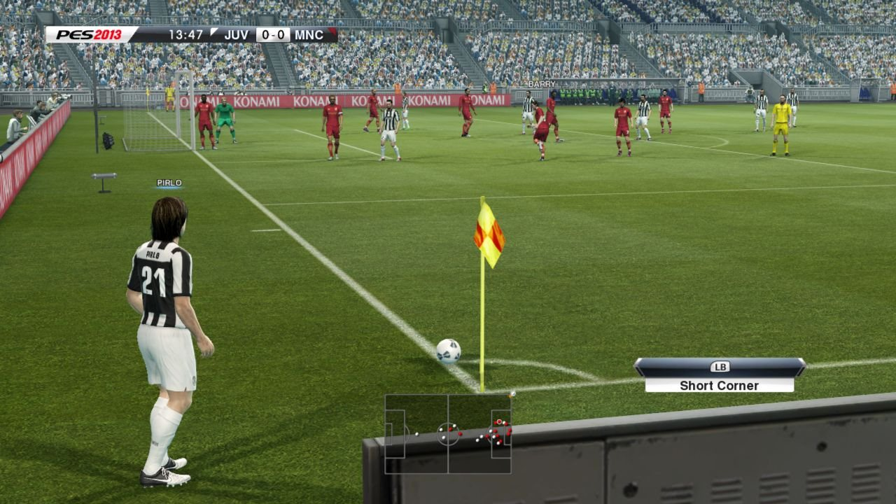 Pro Evolution Soccer 2013 (2012) (PC/DEMO)
